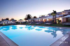 Bohemian beach beauty on a beautiful Balearic Island... Gecko Beach Club & Hotel, Formentera, Balearic Islands