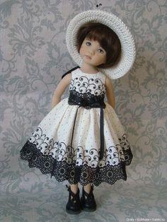 """Наряд для Литтл Дарлинг 13"""" Еффнер / Одежда для кукол / Шопик. Продать купить куклу / Бэйбики. Куклы фото. Одежда для кукол"""