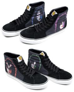 e07bcef3df KISS Vans- JUST PURCHASED!! NOT CHEAP  (