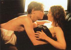 Leonardo DiCaprio and Kate Winslet - Titanic
