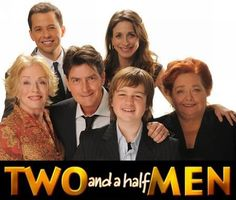 Two and a Half Men~ riveted from episode  1~ my guilty pleasure~ the stupidest move cbs has EVER made was canning Sheen and bringing AK bomb to replace him~ EPIC FAIL