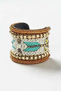 Anthropologie - Tapati Cuff
