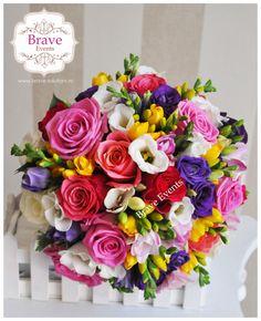 Brave Events - Buchete de mireasa|Buchete  nasa |Buchete 2012