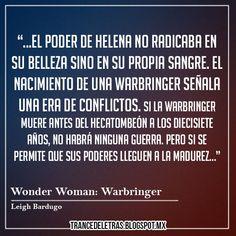 Wonder Woman: Warbringer (DC Icons #1) de Leigh Bardugo