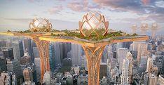 immagini città del futuro - Cerca con Google