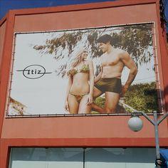 4 January 2017 (16:14) / Itiz Beach Wear Store at Shopping Enseada, Guarujá City, São Paulo.