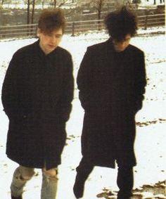 Jim & William Reid (The Jesus and Mary Chain)