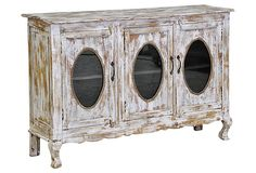 I want this in a bad way! Justine Cabinet on OneKingsLane.com