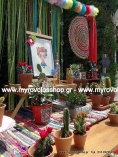 Planter Pots, Frida Kahlo