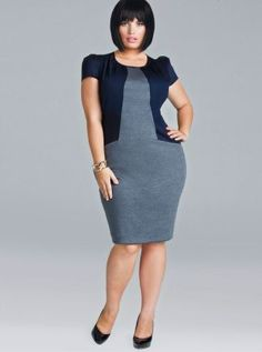 cutethickgirls.com plus-size-dresses-for-work-20 #plussizedresses Clothing, Shoes & Jewelry : Women : Clothing : Dresses : big sizes http://amzn.to/2luZtGE