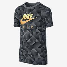 Оригинална, детска тениска Nike CAT HBR FUTURA SEASNL TEE YTH