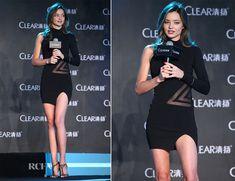 Miranda Kerr In Self-Portrait - CLEAR Commercial Event