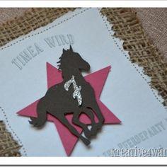Einladungen   Einladungskarten Kindergeburtstag Pferde   Ein Designerstück  Von Bagiolo Bei U2026 | DIY | Pinterest | Birthdays, Cards And Exploding Boxes