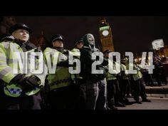 Anonymous - November 5th 2014 (Million Mask March) #OpNov5
