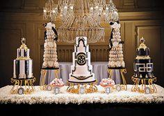 Beautiful Macaron cake    Cake Opera Co - Macaron Cakes
