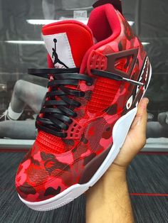 Best describing this Custom Jordan Wins! ⠀ ⠀ Customs made by our sponsored artist Best Sneakers, Custom Sneakers, Custom Shoes, Sneakers Fashion, Shoes Sneakers, Zapatos Air Jordan, Air Jordan Shoes, Urban Apparel, Fashion Shoes