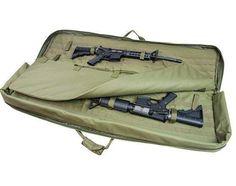 NcSTAR Discreet Double Rifle Case (GREEN, TAN) - $39.39 shipped  http://www.slickguns.com/product/ncstar-discreet-double-rifle-case-green-tan-3939-shipped?af=140046