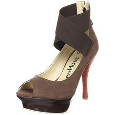 eb304f3b77d olsenHaus Women s Realize Peep-Toe Pumps Only Shoes