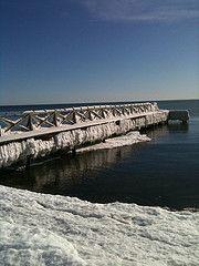 Winter Love Bridge, Winter Snow, Go Shopping, Bridges, Waves, Explore, Outdoor, Color, Fashion