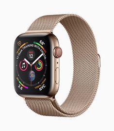 0de628c7016 Inside Apple  Novo Apple Watch Series 4 Apple Watch Series 4 (GPS + Cellular