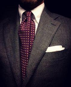 Sprezzatura-Eleganza | manolosweden: Details of the day… #menswear...