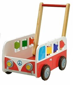 Dushi Wooden Push Car Motor Bus by Dushi, http://www.amazon.com/dp/B00CJ8W7PC/ref=cm_sw_r_pi_dp_i6Zrsb0N6GCV1