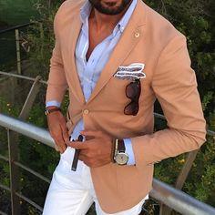 Wedding guest attire we totally approve! Mens fashion on fleek.