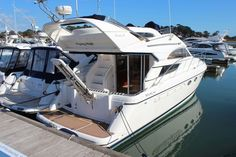 Fairline - Phantom 38 in , Boats.co.uk, Salterns Marina, Poole   Boats and Outboards Inflatable Boats For Sale, Inflatable Kayak, Tug Boats, Motor Boats, Small Boats For Sale, Boat Safety Equipment, Sailboat Trailer, Floating Pontoon, Boat Motors For Sale