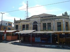 Mercado de Carne - Bragança, Parà, fonte: Language, Culture e Society