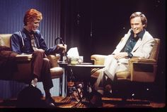 SHOW 11/6/74 David Bowie chatted with host Dick Cavett
