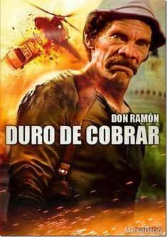 Don Ramón em Duro de Cobrar - Somente hoje, em Chaves Funny Jokes, Hilarious, Funny Caricatures, Know Your Meme, Ramones, Goku, Haha, Comedy, Nostalgia