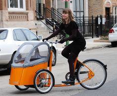 Adult Trike Child Passenger Seats