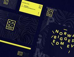 Web Design, Working On Myself, Edm, New Work, Behance, Company Logo, Branding, Check, Weaving