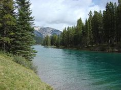 Two Jack Lakeside Campground - Banff National Park