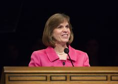 """BYUDevo: President and Sister Worthen on goals and """"how to fail successfully"""""""