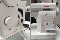 Janome 1600 PQC Sewing Machine Review - Sew-Helpful Blog