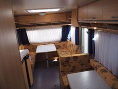 Wohnwagen Dethleffs Etagenbett : Sehr gepflegter familienwohnwagen mit etagenbett für personen