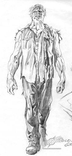 SOLOMAN GRUNDY, by Alex Ross.