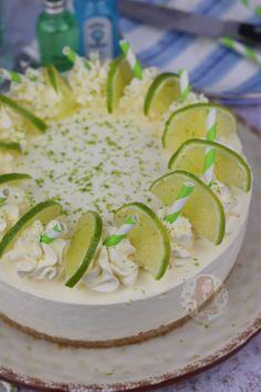 No-Bake Gin and Tonic Cheesecake! - Jane's Patisserie