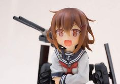 Ikazuchi 1/7 Figure ~ Kantai Collection (KanColle) $115.00 http://thingsfromjapan.net/ikazuchi-17-figure-kantai-collection-kancolle/ #kancolle #kantai collection #Japanese game stuff #game figure