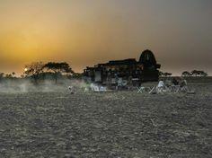 Bush in 2014 Overland Truck, Guinea Bissau, West Africa, Niagara Falls, Camping, Nature, Travel, Campsite, Naturaleza