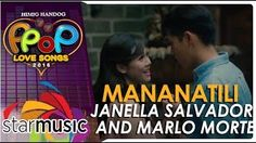 Marlo Mortel and Janella Salvador - Mananatili (Official Music Video) Music Video Posted on http://musicvideopalace.com/marlo-mortel-and-janella-salvador-mananatili-official-music-video/