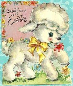 For someone nice on #Easter #Lamb