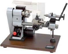 Draper 22824 Draper 150W 230V Micro Metal Lathe | eBay £324