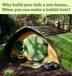 Totally makeing this for my kids when I get older. :)