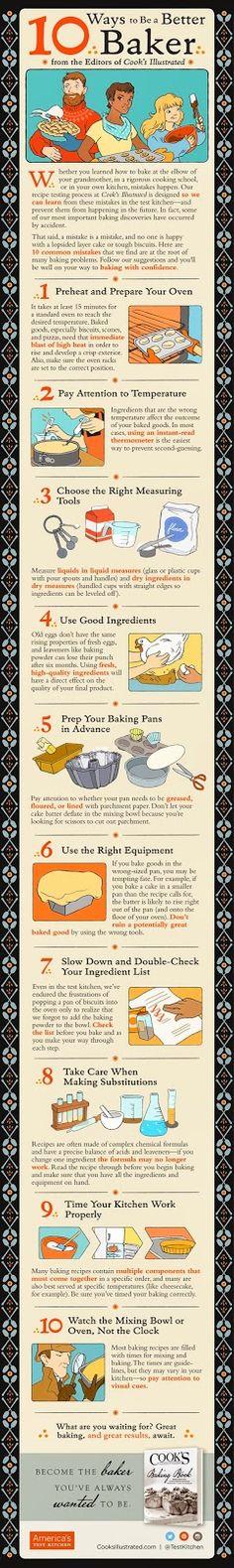 Le défi pâtissier: Comment devenir un meilleur pâtissier en 10 leçons