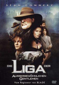Die Liga der außergewöhnlichen Gentlemen / The League of Extraordinary Gentlemen (2003)