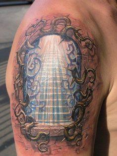 Mais uma coleção de tatuagens 3d escolhidas uma a uma para você. Vejam os detalhes dos desenhos, elas estão ficando cada vez mais reais, isso sim que é um trabalho artístico de qualidade. Confiramabaixo as fotos das tatuagens 3d!