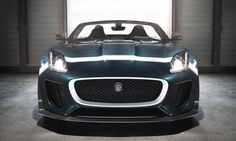 Production F-Type Project 7 coming to Goodwood - Autoweek