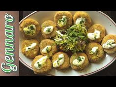 ▶ Salmon & Parsley Fishcakes - Food Revolution Day | Gennaro Contaldo - YouTube